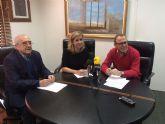 El Ayuntamiento de Molina de Segura y la Asociación para un Envejecimiento Activo y Saludable desarrollan un programa de actividades dirigido a personas mayores