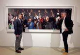 El Muram de Cartagena repasa dos décadas de trabajo del creador Jesús Segura en la exposición 'Time-lag'