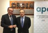 CROEM y APD impulsar�n la formaci�n de directivos