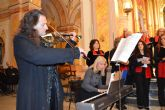 La coral 'Ménade' ofrece el tradicional concierto de Navidad de Las Torres de Cotillas