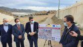 La Comunidad invertirá cerca de un millón de euros en reparar 8,3 kilómetros de caminos rurales de Mazarrón en el primer trimestre de 2021