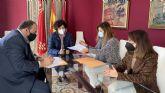 Ayuntamiento y Cámara de Comercio firman un convenio bianual para impulsar la dinamización del tejido empresarial de Puerto Lumbreras