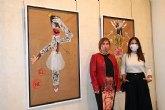 Aurora Montoya busca una relación de contemporaneidad entre collage y nuestro presente