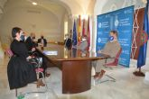 Reunión para impulsar proyectos culturales, empresariales y científicos con Israel