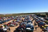 Más de 2.000 personas se dieron cita el pasado domingo en Santa Rosalía, con motivo de la VII Concentración de Vehículos Clásicos