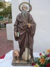 La ermita del jardín de San Isidro acoge este viernes 17 la bendición de animales por San Antón