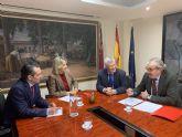Aválam y el Gobierno regional seguirán colaborando para favorecer el acceso al crédito a pymes y autónomos