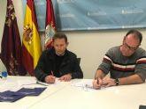 El Ayuntamiento y la Asociación Agrupación Musical de Rondalla Ntra. Sra. del Rosario firman un convenio de colaboración
