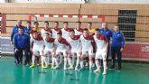 Las selecciones Sub-19 y Sub-16 de futsal debutan con victoria en el Nacional