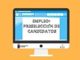 Inicio del proceso de preselección de candidatos/as