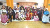 Los mayores pinatarenses celebran el Carnaval