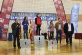 El I.E.S Antonio Menarguez Costa se hace  con el tercer puesto del Regional de Ajedrez