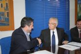 Satisfacción de empresas y jóvenes por el acuerdo entre el Ayuntamiento de Alcantarilla y la FREMM para fortalecer la economía local