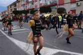 Gran desfile de Carnaval por las calles de Las Torres de Cotillas