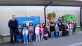 Alumnos de 5 años del CEIP 'Joaquín Carrión' visitan el Ecoparque de San Javier