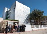 El jurado de los premios de calidad visita los edificios mazarroneros candidatos