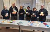 Nuevas donaciones literarias de la 'Fundación Carmen Montero' a las asociaciones de Las Torres de Cotillas