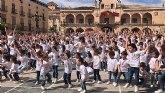 Las Mercedarias clausuran su año jubilar con una intervención urbana y jornada de puertas abiertas