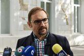 Diego José Mateos: 'El desarrollo del Campus Universitario, por el que apostamos, será clave para que Lorca vuelva a brillar y recupere el peso que nos corresponde en el mapa regional'