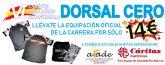 DORSAL CERO de la VI Carrera de la Base Aérea de Alcantarilla por una causa solidaria