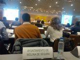 El Ayuntamiento de Molina de Segura está presente en Madrid en una reunión sobre las estrategias de desarrollo urbano sostenible e integrado