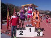 Los atletas torreños Ángel Salinas y Sergio Jornet, de nuevo campeones regionales