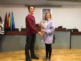 Pablo Pérez, estudiante de 3º de ESO, elegido presidente del Consejo Local de Infancia y Adolescencia de San Javier