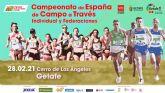 Selección FAMU para el CIII Campeonato de España de Campo a Través