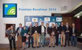 Autoridades municipales asisten a la entrega de los IV Premios Ruralmur´2016
