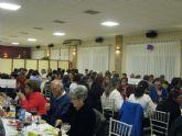 Varias decenas de personas asisten a la cena conmemorativa del 'Día de la Mujer Trabajadora'