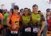 Los amigos del KNT participaron en el II Ramonete Trail y en la 38 Maratón de Barcelona