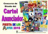Concurso de diseño del cartel anunciador de la fiesta de los Mayos 2016