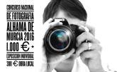 Concurso nacional de fotograf�a Alhama de Murcia 2016