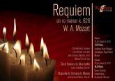 La Coral Kantara de Alcantarilla y la Orquesta de Cámara de Murcia interpretan el 'REQUIEM' de Mozart, en nuestra ciudad