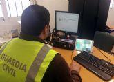 La Guardia Civil esclarece una treintena de estafas por la venta fraudulenta de p�lizas de seguro en Lorca