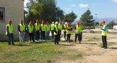 60 j�venes de Alhama que no estudian ni trabajan se formar�n en albañiler�a con cuatro cursos de la Comunidad