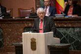 La Asamblea insta al Gobierno de España a impulsar el baipás que saque las vías ferroviarias del centro de Alcantarilla