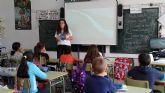 Más de 300 niños de San Javier celebran el Día Mundial del Agua con Hidrogea