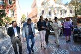 El Balneario de Archena se convierte en el punto base del Rally Región de Murcia de Coches Antiguos