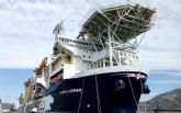 Hamilton y Cia. consigna la plataforma Stena Icemax en el Puerto de Cartagena