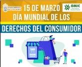 La OMIC ofrece una serie de recomendaciones coincidiendo con la pandemia con motivo de la celebración hoy del Día Mundial de los Derechos del Consumidor