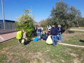 Casi un centenar de personas participan en la nueva campaña del 'Proyecto Libera' en Alcantarilla