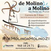 La concejalía de Deportes pone en marcha la I Carrera Virtual de Molino a Molino