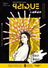 'Psique de Cianuro' de Natalia Hernández en la Biblioteca Pública Municipal