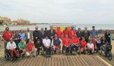 El Mar Menor será escenario decisivo para la elección del regatista que representará a España en los Juegos Paralímpicos de Río de Janeiro