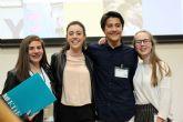 Una joven de Torre Pacheco se corona como la mejor oradora en inglés de toda España