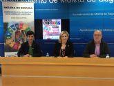 El Ayuntamiento de Molina de Segura colabora con la Coordinadora de ONGD de la Región de Murcia en la organización del Concurso de Cortos enmarcados en la Agenda 2030 de Desarrollo Sostenible