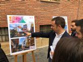 Diego José Mateos: 'Nuestra apuesta por la juventud y por la reactivación del Casco Histórico pasa por reconvertir la vieja Comisaría de San Vicente en un centro de ocio joven'