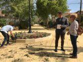 Más de 19.000 flores procedentes de los viveros municipales engalanarán las zonas verdes de la ciudad de cara a Semana Santa