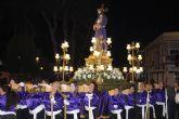Sentir y oración en la procesión del Prendimiento de San Pedro del Pinatar